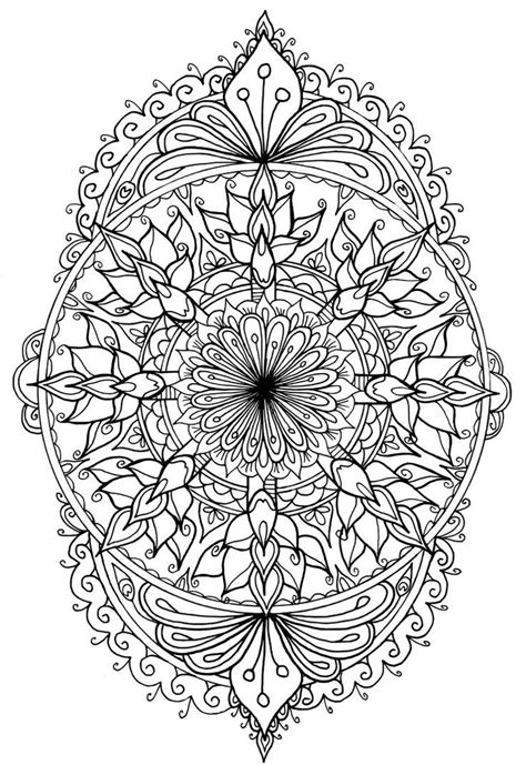 tattoo mandala oval small oval mandala by welshpixie on deviantart mandalas
