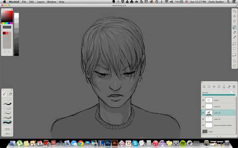 digital drawing software mischief software tutorial digital drawing in mischief