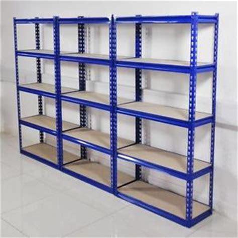 Steel Shelving Systems Metal Shelving Ebay