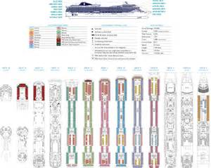 msc divina floor plan clubtravel cruises msc divina