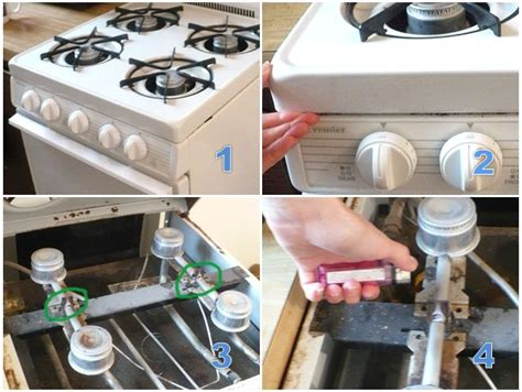 Where Is The Pilot Light On Oven by Apartmentsailor How To Light A Pilot Light On A Gas Stove