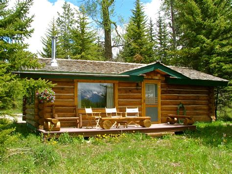 Lodging In Wyoming Cabin by Moose Ranch Jackson Lodging