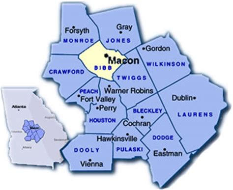 Bibb County Property Records Macon Information Bibb County Ga Information