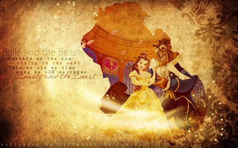 disney wallpaper beauty and the beast when you find the right book they can change your life