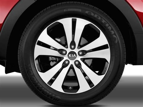 Kia Wheels Image 2012 Kia Sportage 2wd 4 Door Ex Wheel Cap Size