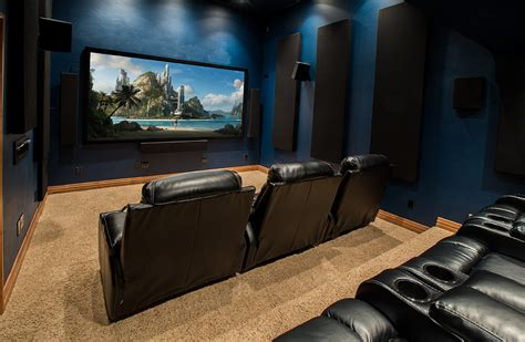 home theater design colorado s best home theaters