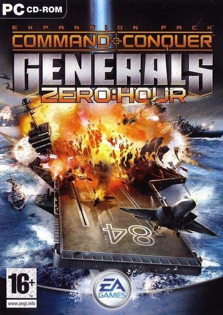 cc generals  hour windows game mod db