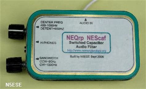 universe audio capacitor n5ese s version of the nescaf 20070117