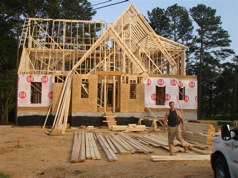 how to build a new house choosing great supplies when building a home home