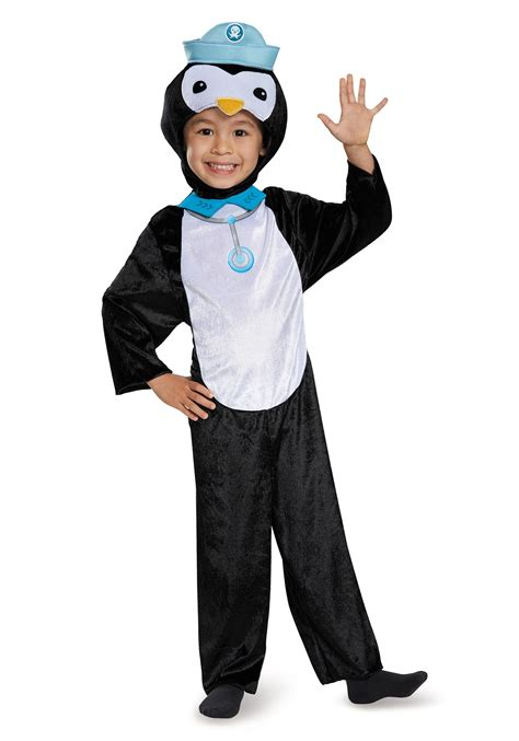 in costume octonauts peso classic boys costume