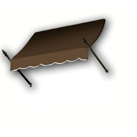 Abc Awning Awntech 50 Ft New Orleans Awning 56 In H X 32 In D In