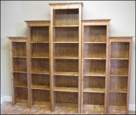 rustic wood retail store product display fixtures - Retail Bookshelves