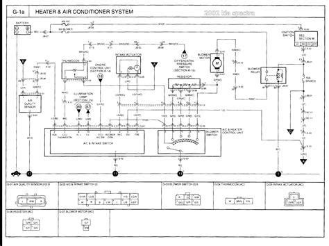 stereo wiring diagram for 2002 kia spectra wiring