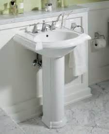 bathroom sinks with pedestals devonshire pedestal sink traditional bathroom sinks