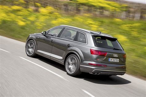Audi Sq 7 by 2017 Audi Sq7 Review Caradvice