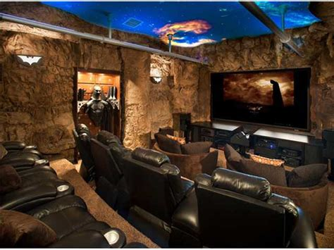 electronic house buy this batman home theater electronic house