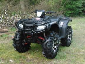 Honda Four Wheeler Accessories Honda Foreman Rubicon Atv Rubicon Honda