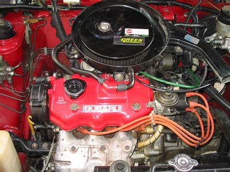 subaru justy engine subaru justy review and photos