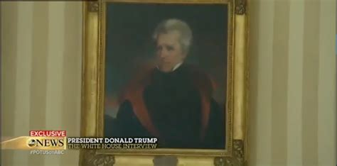 oval office paintings trump reveals he put founding father portraits in oval