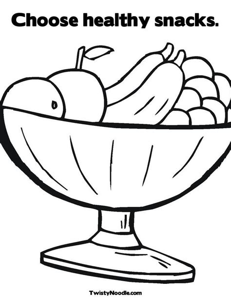 food coloring page pdf healthy food coloring pages clipart panda free clipart