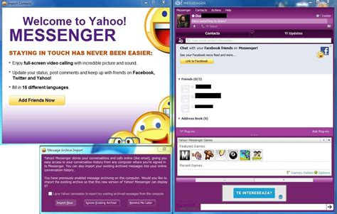full version yahoo messenger download ym 10 full version download yahoo messenger