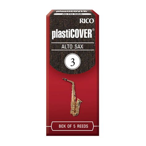 Alto Reeds Plasticover Series 2 5 by Plasticover Alto Sax Reeds By D Addario Kesslermusic