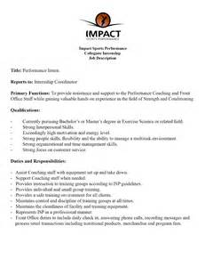 sports marketing internship cover letter exle