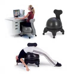Ergonomic Office Chair Exercise Fitness Balance Chair