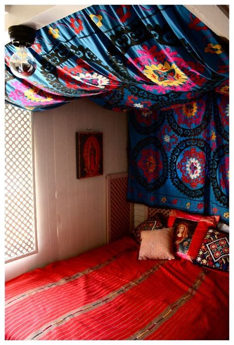 how to hang a tapestry in a room 17 best ideas about tapestry headboard on hanging fabric bohemian room and