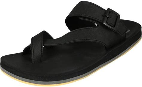 Adda Flip Flops   Buy Black Color Adda Flip Flops Online at Best Price   Shop Online for