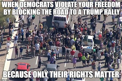 Protest Meme - image tagged in trump riots protests politics memes imgflip