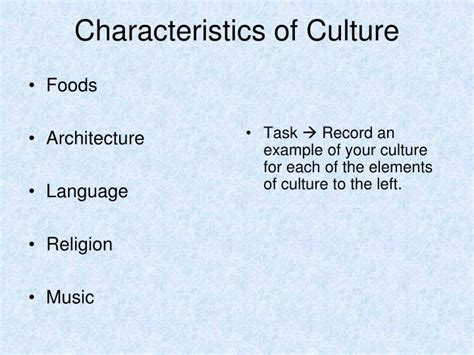 Musterbrief Abofalle Verbraucherzentrale characteristics of culture slideshare ppt 28 images