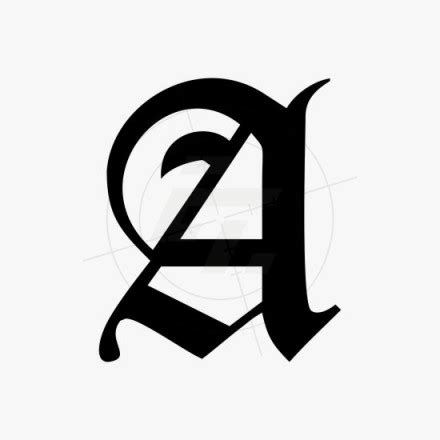 Auto Aufkleber Initialen by Capital Letters Initial Sticker Typeface