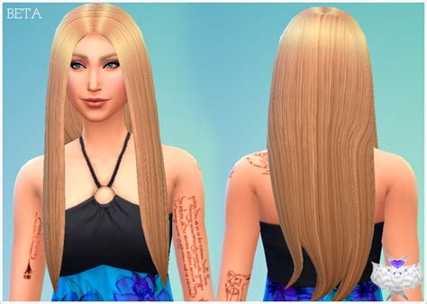 hairstyles download sims 4 sims 4 hairs david sims new mesh beta hairstyle