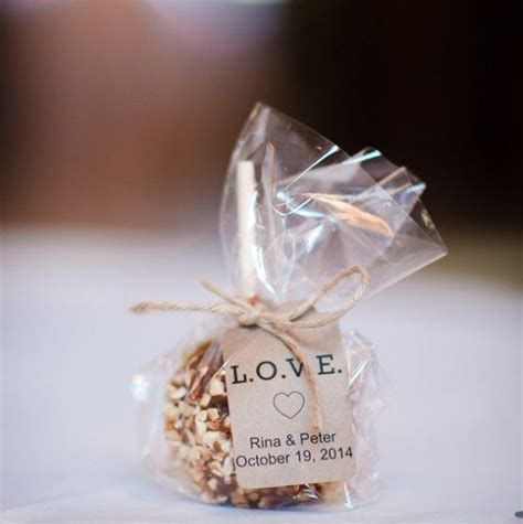 best edible wedding favor ideas 570 best rustic wedding favors images on