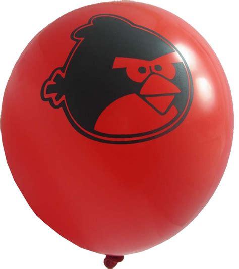 Balon Printing Ulang Tahun Angry Bird angry birds printed balloons pack of 5 dholdhamaka