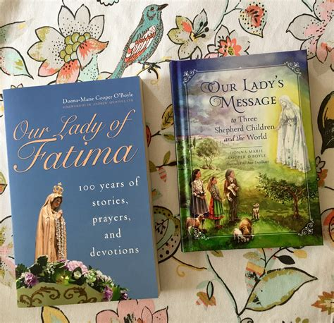fatima a pilgrimage with books my recent radio chat about fatima with drew mariani