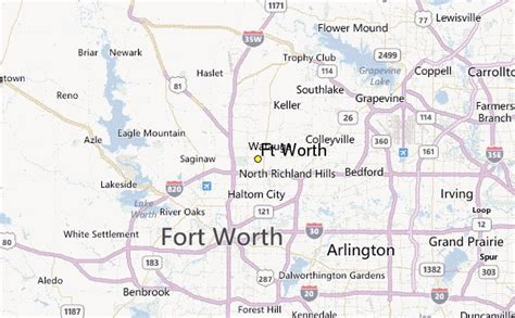 fort texas location map ft worth weather station record historical weather for ft worth texas