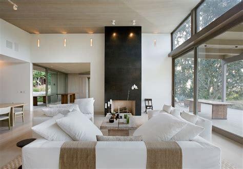 interior design for rectangular living room rectangular living room with fireplace and modern interior