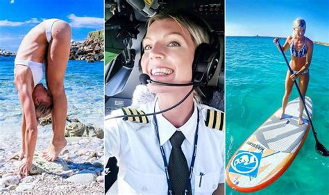 swedish pilot swedish pilot does wherever she goes around the world