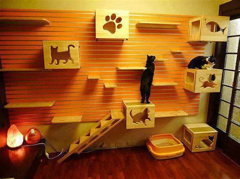 Cat Decor For The Home | creative decor for cats home design garden