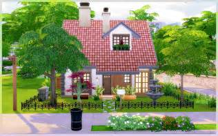 House Design Free No Download The Sims 4 Little Dream No Cc Homeless Sims