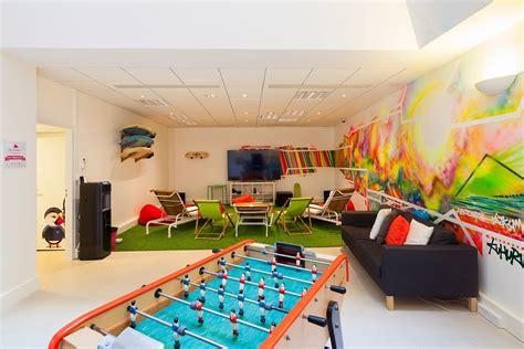 company relaxation room interior design an exclusive tour of prestashop s hip paris headquarters