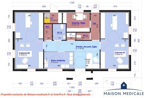 construction bureau plan maison m 233 dicale traditionnelle