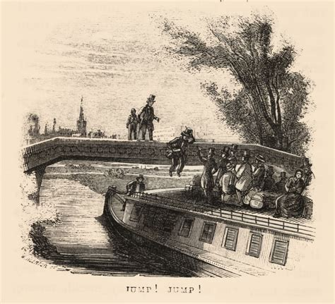canal boat line drawing marco paul s voyages travels erie canal albany
