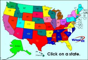 show me the united states map cil s by state territory country international