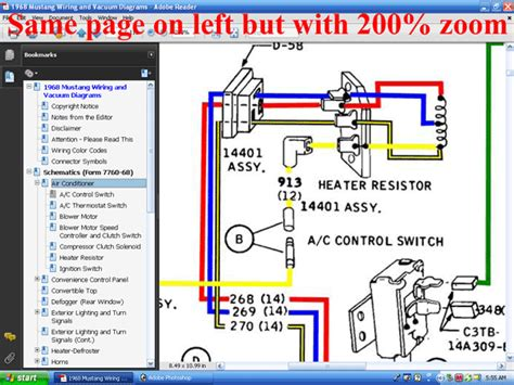 1968 ford mustang wiring diagram 19 1966 f100 get free