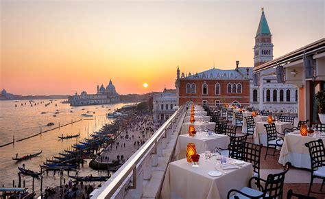 la terrazza venice hotel danieli la terrazza restaurant venice italy a