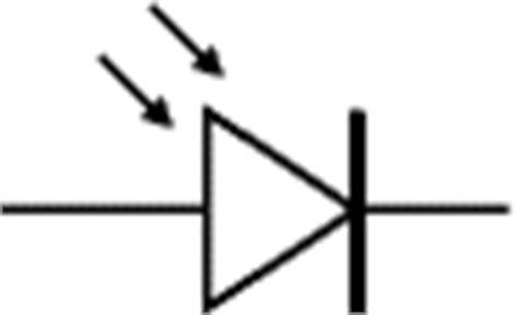 photodiode symbol electronics club circuit symbols