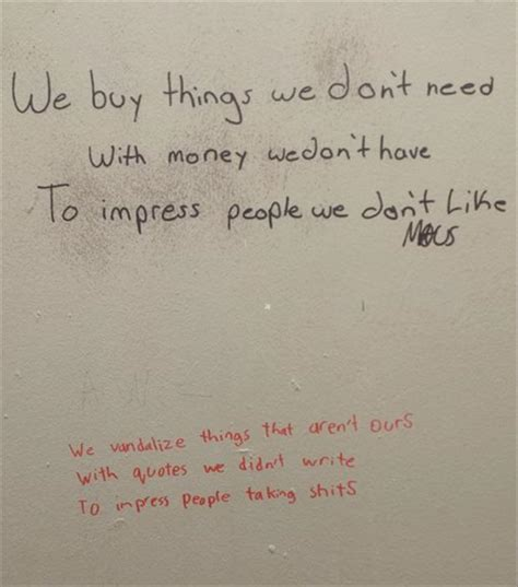 bathroom wall poetry funny pictures of the day 64 pics